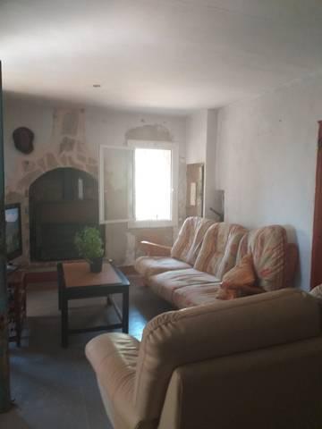 imagen 6 de Venta de casa rural con terreno en Santa Bárbara (Tarragona)