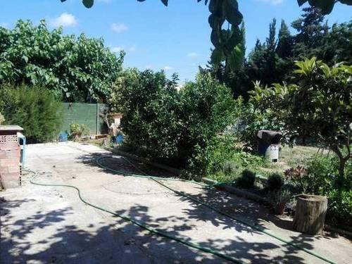 imagen 1 de Venta de parcela con casa rural en Vinyols (Tarragona)