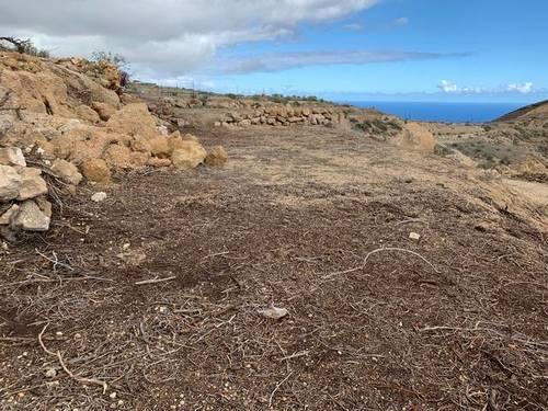 imagen 1 de Venta de parcela de terreno rústico con bonitas vistas en Fasnia (Tenerife)