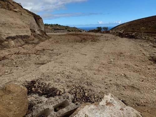 imagen 2 de Venta de parcela de terreno rústico con bonitas vistas en Fasnia (Tenerife)