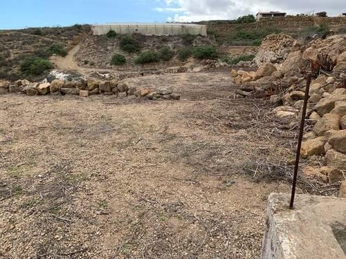 imagen 3 de Venta de parcela de terreno rústico con bonitas vistas en Fasnia (Tenerife)