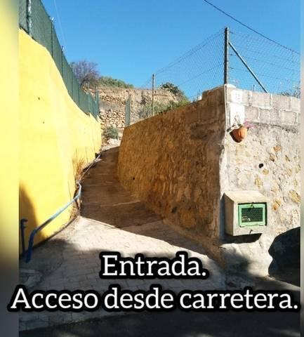 imagen 6 de Venta de finca urbana con vivienda en La Zarza (Tenerife)