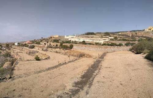 imagen 1 de Venta de terreno rústico con cueva en Lomo de Mena (Tenerife)