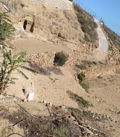 imagen 1 de Venta de finca rústica con cueva en Güímar (Tenerife)
