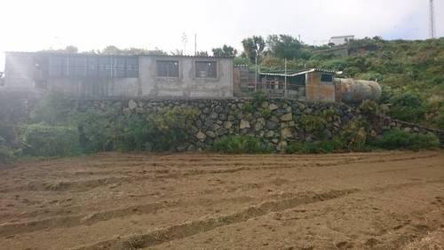 imagen 3 de Venta de terreno con casa de aperos en Mazo (Tenerife)