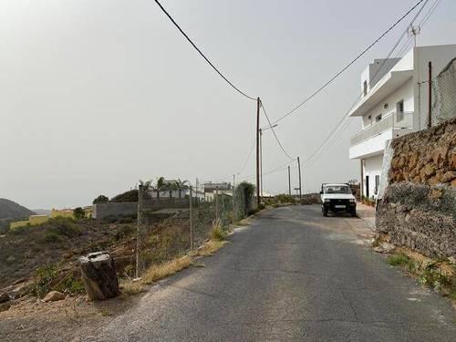 imagen 1 de Venta de finca a pie de carretera en La Cisnera (Tenerife)