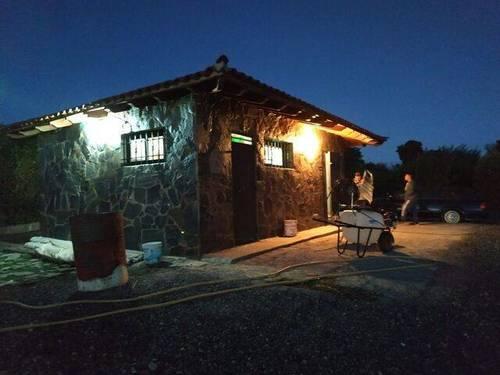 imagen 1 de Venta de terreno con frutales, luz y riego en Buenavista del Norte (Tenerife)