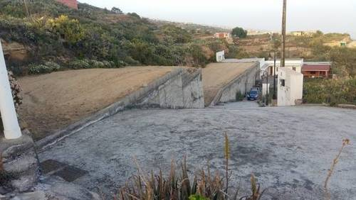 imagen 2 de Venta de terreno con con cueva en Fasnia (Tenerife)