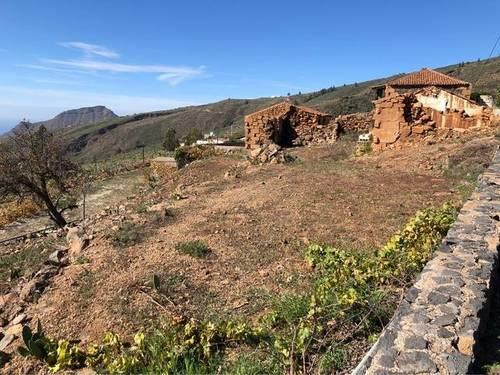imagen 3 de Venta de terreno con casas para restaurar en Jama (Tenerife)