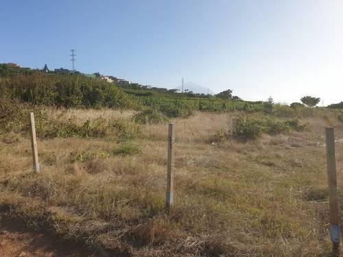 imagen 1 de Venta de terreno rústico en El Sauzal