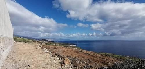 imagen 1 de Venta de terreno rústico en Güímar (Tenerife) muy buenas vistas