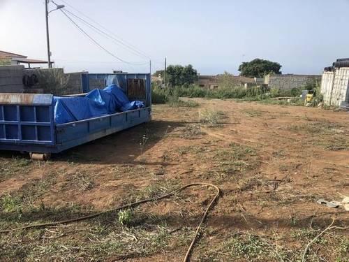 imagen 1 de Venta de terreno vallado en Tacoronte (Tenerfe)