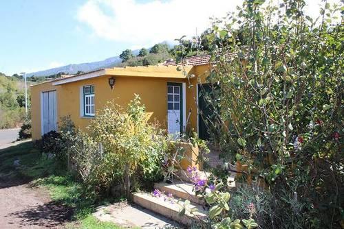 imagen 1 de Venta de finca con casa en Garafía (Tenerife)