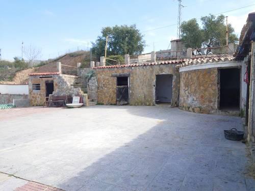 imagen 3 de Finca de recreo con piscina en Pulianas