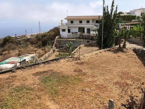 imagen 1 de Venta de casa con terreno en Icod de los Vinos (Tenerife)