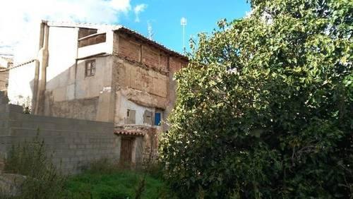 imagen 1 de Venta de terreno con vivienda en Villalba baja (Teruel)
