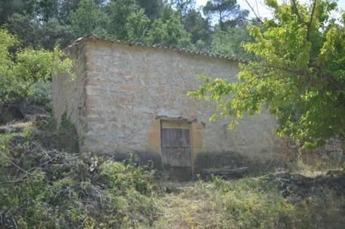 imagen 1 de Venta de casa antigua con terreno en Cretas (Teruel)
