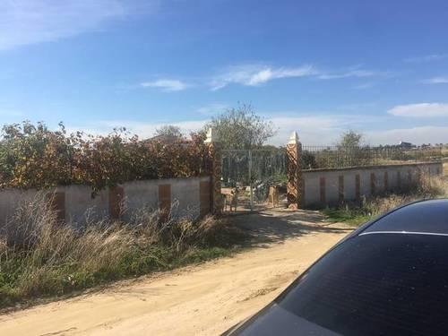 imagen 1 de Venta de finca rústica bien ubicada en Santa Cruz del Retamal (Toledo)