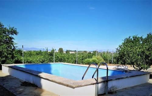 imagen 4 de Venta de finca de naranjos con casa rural en Valencia