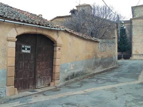 imagen 1 de Venta de casa rural a reformar en Condado de Castilnovo (SEgovia)