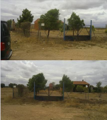 imagen 3 de Venta de terreno con casa de campo en Campo de Criptana