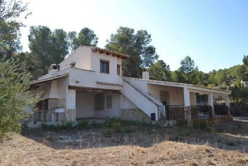 imagen 1 de Venta de casa rural con terreno en  Caravaca de la Cruz (Murcia)