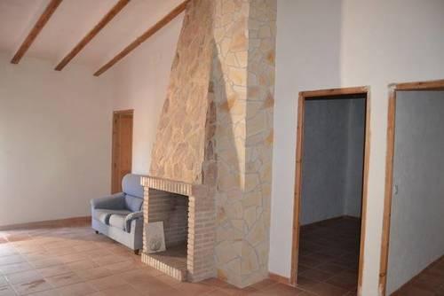 imagen 2 de Venta de casa rural con terreno en  Caravaca de la Cruz (Murcia)
