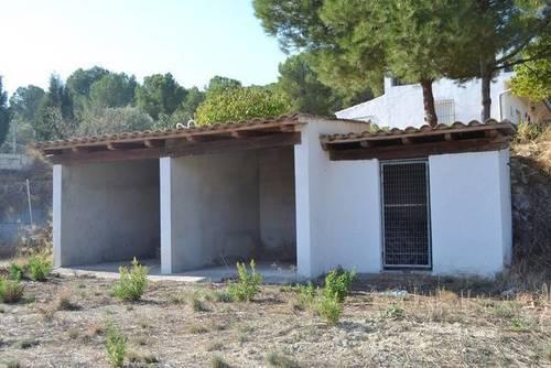 imagen 7 de Venta de casa rural con terreno en  Caravaca de la Cruz (Murcia)