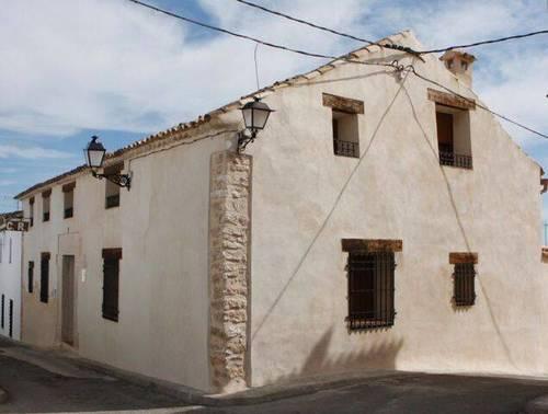 imagen 1 de Venta de casa antigua rural y reformada en Almodóvar del Pinar (Cuenca)
