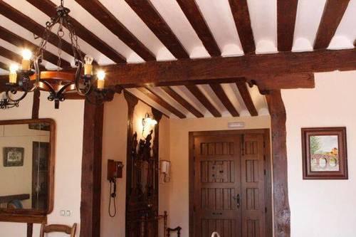 imagen 2 de Venta de casa antigua rural y reformada en Almodóvar del Pinar (Cuenca)