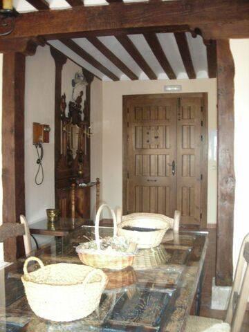 imagen 5 de Venta de casa antigua rural y reformada en Almodóvar del Pinar (Cuenca)