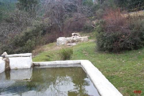 imagen 2 de Venta de casa rural con terreno en pleno parque natural
