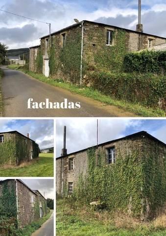 imagen 1 de Venta de casa rural en Camino de Santiago (Lugo)