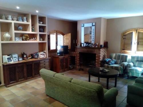 imagen 3 de Venta de vivienda en entorno rural con parcela en Villar de Plasencia (Cáceres)