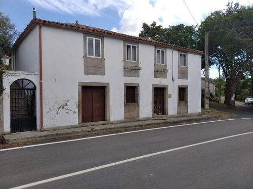 imagen 1 de Venta de casa rural en Agolada (Pontevedra)