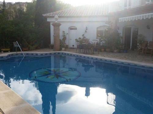 imagen 7 de Venta de lujosa casa rural en La Viñuela (Málaga)