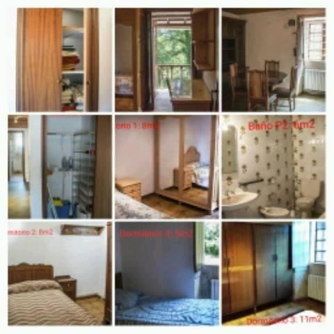 imagen 3 de Venta de casa rural en Ponte Merce (Lugo)