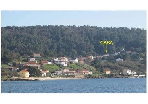 imagen 5 de Venta de casa rural con vistas al mar en Muros (A Coruña)
