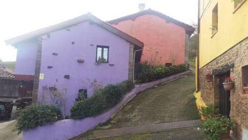 imagen 1 de Venta de casa rural en la montaña en Linares (Asturias)