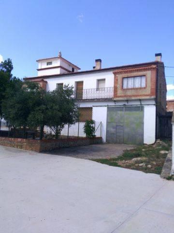 imagen 3 de Venta de casa rural en Villar de Cobeta