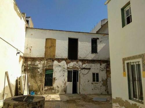 imagen 1 de Venta de casa rural en San Juan de Aznalfarache