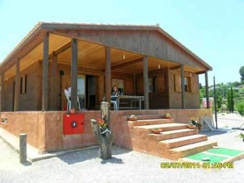 imagen 2 de Venta de casa de madera en el Garruchal (Murcia)