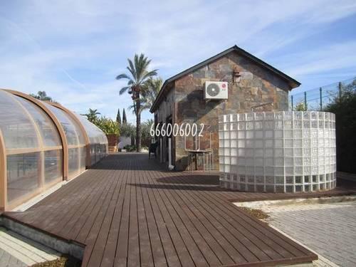 imagen 4 de Venta de casa de lujo en plena naturaleza en Los Montesinos