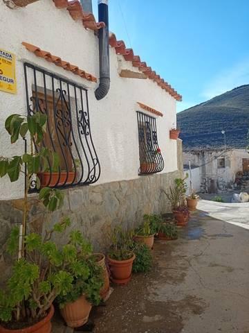 imagen 1 de Venta de casa rural en Aulago (Almería)