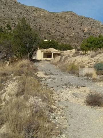 imagen 1 de Venta de finca con casa rural en Alicante