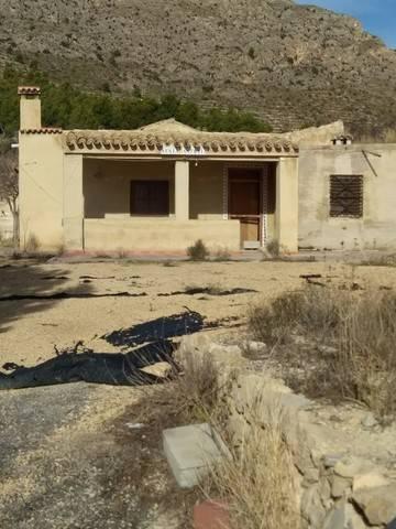 imagen 2 de Venta de finca con casa rural en Alicante